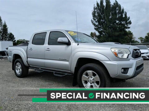 2013 Toyota Tacoma for sale at Car Spot Of Central Florida in Melbourne FL