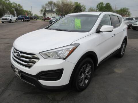 2016 Hyundai Santa Fe Sport for sale at Dam Auto Sales in Sioux City IA