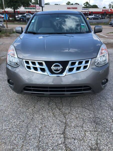 2013 Nissan Rogue for sale at SBC Auto Sales in Houston TX