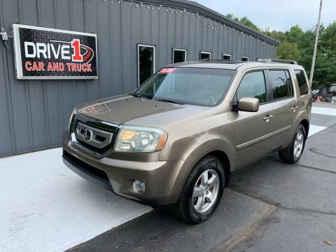 2010 Honda Pilot for sale at Drive 1 Car & Truck in Springfield OH