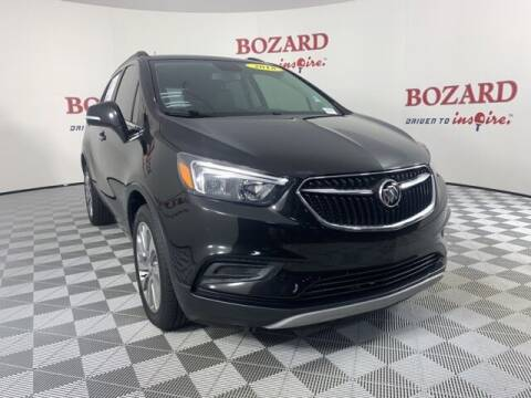 2018 Buick Encore for sale at BOZARD FORD in Saint Augustine FL