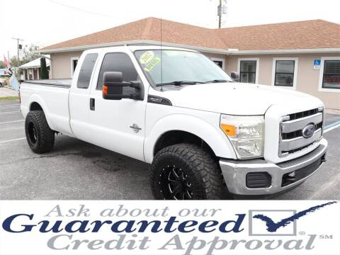 2012 Ford F-250 Super Duty for sale at Universal Auto Sales in Plant City FL