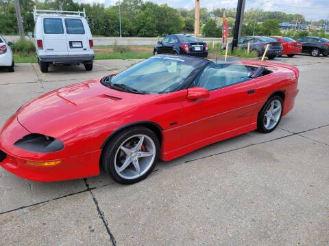 1996 Chevrolet Camaro for sale at Bellevue Motors in Bellevue NE