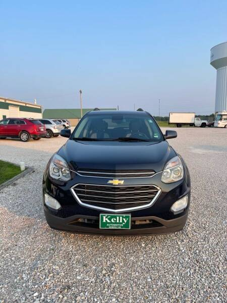 2017 Chevrolet Equinox for sale at Kelly Automotive Inc in Moberly MO