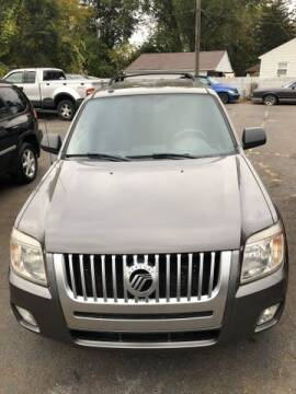 2010 Mercury Mariner for sale at Al's Linc Merc Inc. in Garden City MI