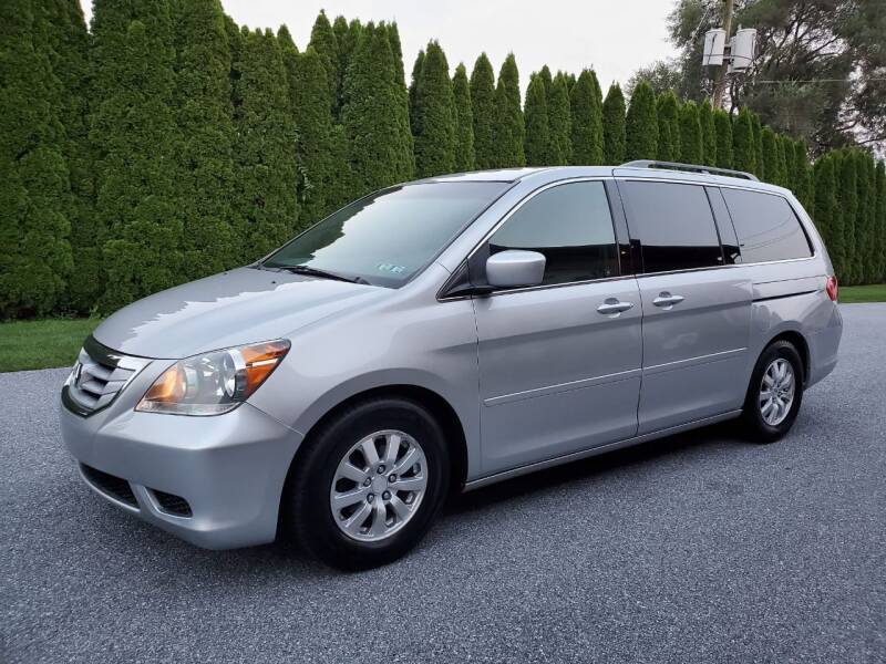 2010 Honda Odyssey for sale at Kingdom Autohaus LLC in Landisville PA