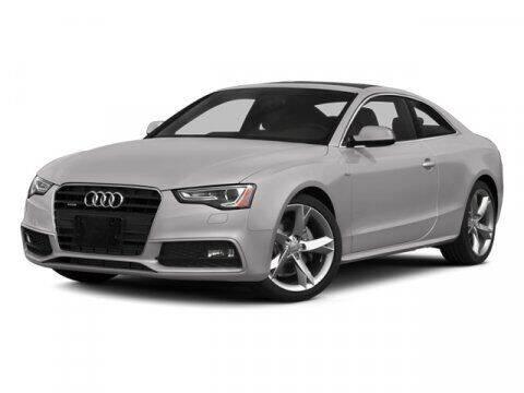 2013 Audi A5 for sale at DAVID McDAVID HONDA OF IRVING in Irving TX