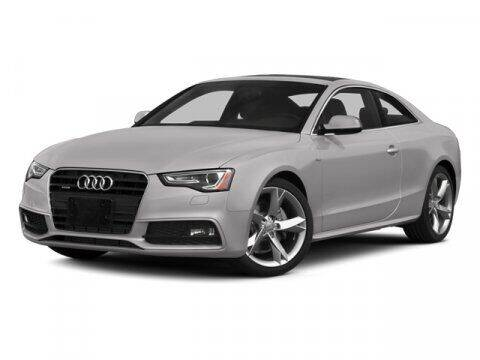 2013 Audi A5 for sale at SCOTT EVANS CHRYSLER DODGE in Carrollton GA