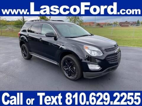 2017 Chevrolet Equinox for sale at LASCO FORD in Fenton MI
