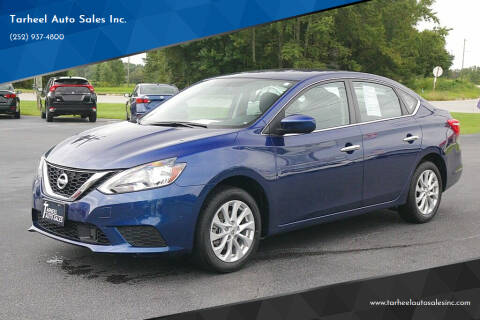 2019 Nissan Sentra for sale at Tarheel Auto Sales Inc. in Rocky Mount NC