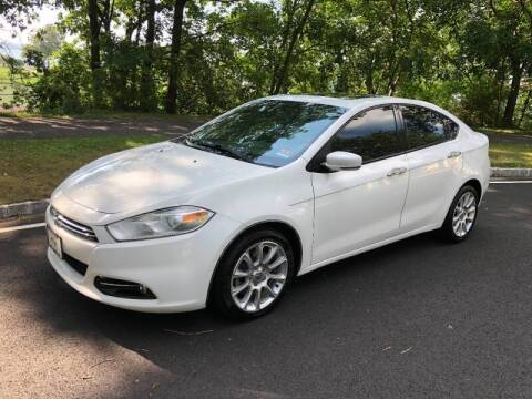 2013 Dodge Dart for sale at Crazy Cars Auto Sale in Jersey City NJ