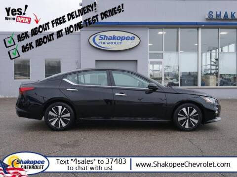 2020 Nissan Altima for sale at SHAKOPEE CHEVROLET in Shakopee MN