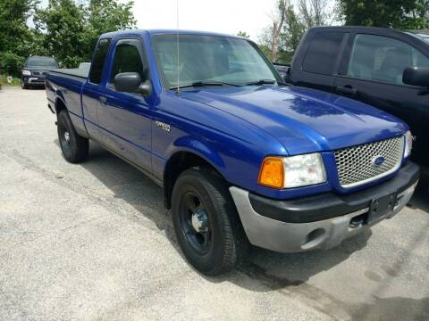 2003 Ford Ranger for sale at Auto Brokers of Milford in Milford NH