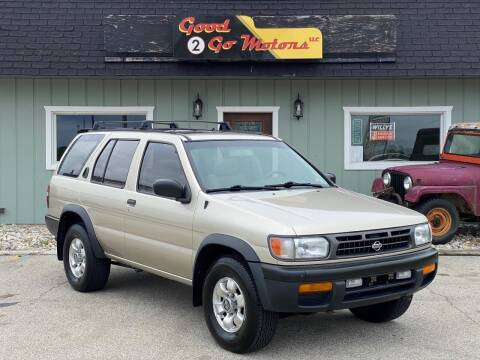 1996 Nissan Pathfinder for sale at Good 2 Go Motors LLC in Adrian MI