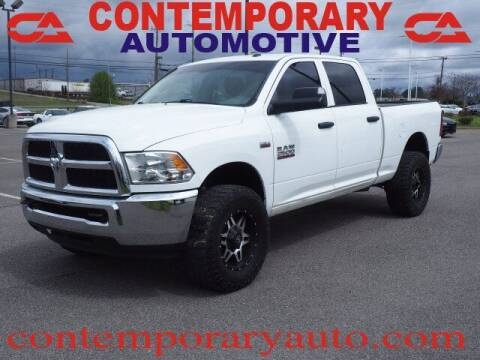 2016 RAM Ram Pickup 2500 for sale at Contemporary Auto in Tuscaloosa AL
