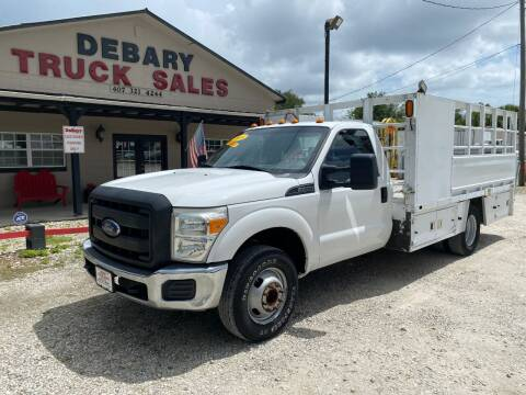 2014 Ford F-350 Super Duty for sale at DEBARY TRUCK SALES in Sanford FL