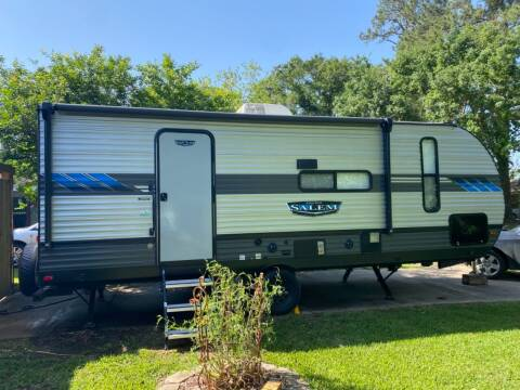2021 Forest River Salem 22RBS for sale at RV Wheelator in North America AZ