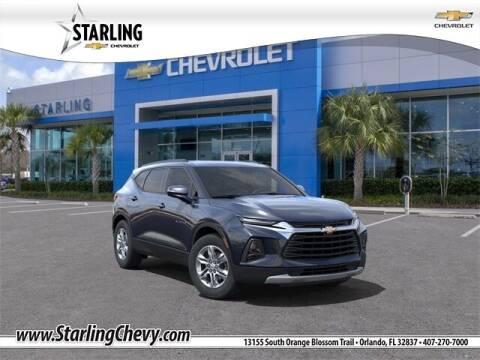 2021 Chevrolet Blazer for sale at Pedro @ Starling Chevrolet in Orlando FL