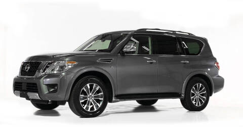 2018 Nissan Armada for sale at Houston Auto Credit in Houston TX