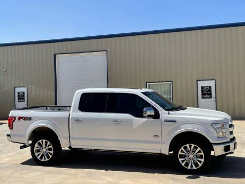 2016 Ford F-150 for sale at TEXAS CAR PLACE in Lubbock TX