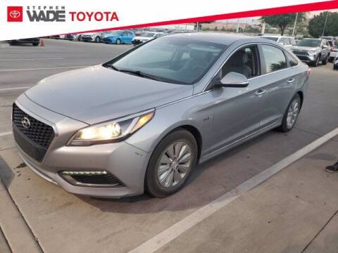 2016 Hyundai Sonata Hybrid for sale at Stephen Wade Pre-Owned Supercenter in Saint George UT