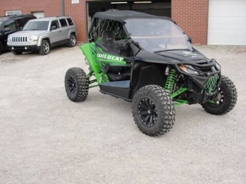 2016 Arctic Cat Wilcat XT for sale at Frieling Auto Sales in Manhattan KS