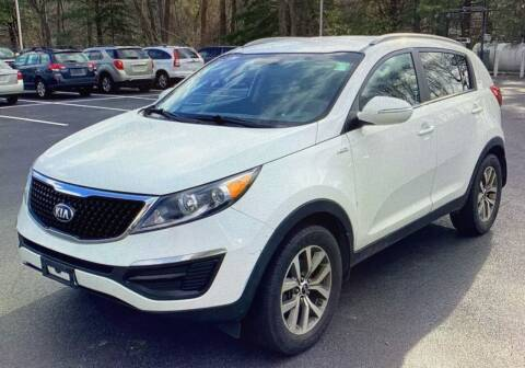 2014 Kia Sportage for sale at Downeast Auto Inc in South Waterboro ME