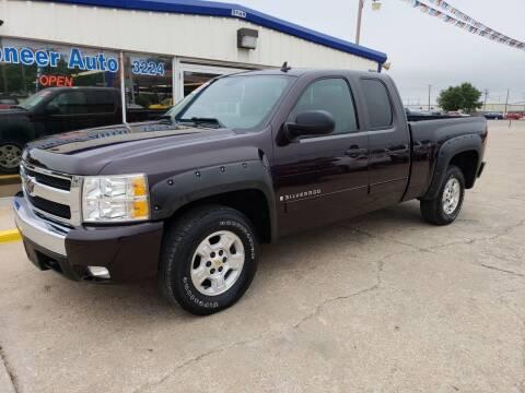 2008 Chevrolet Silverado 1500 for sale at Pioneer Auto in Ponca City OK
