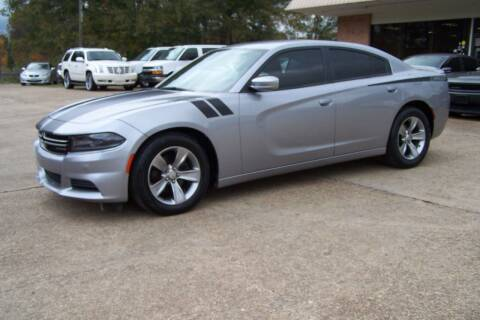 2015 Dodge Charger for sale at HILLCREST MOTORS LLC in Byram MS