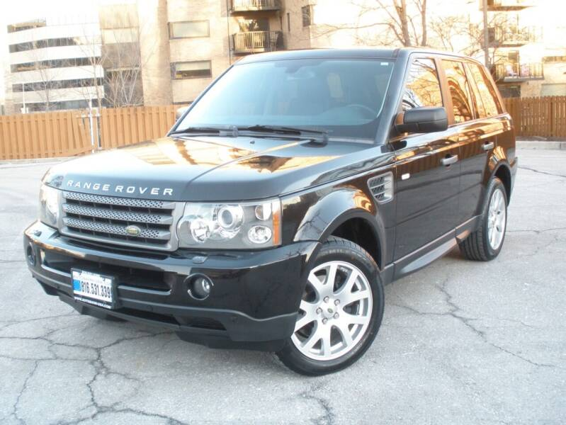 2009 Land Rover Range Rover Sport for sale at Autobahn Motors USA in Kansas City MO