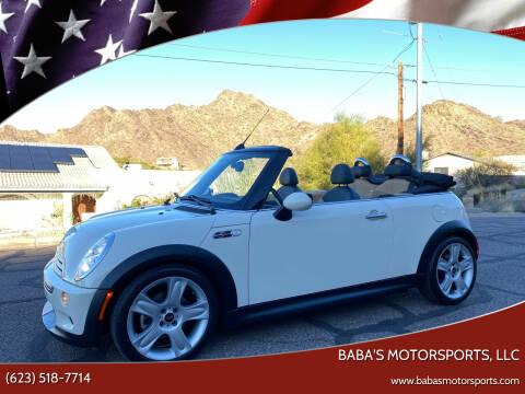 2007 MINI Cooper for sale at Baba's Motorsports, LLC in Phoenix AZ