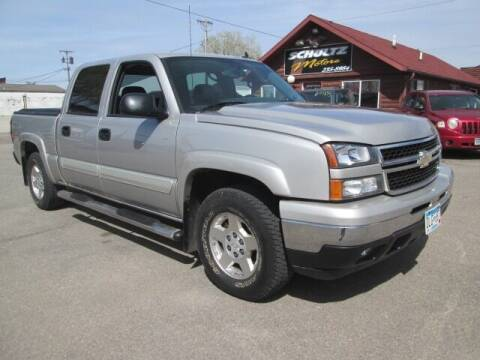 2006 Chevrolet Silverado 1500 for sale at SCHULTZ MOTORS in Fairmont MN
