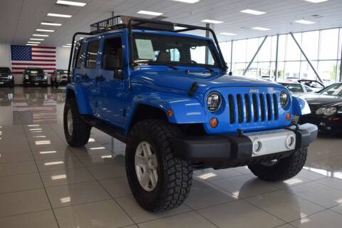 2011 Jeep Wrangler Unlimited for sale at Legend Auto in Sacramento CA