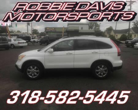 2007 Honda CR-V for sale at Robbie Davis Motorsports in Monroe LA