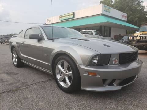 2008 Ford Mustang for sale at Action Auto Specialist in Norfolk VA