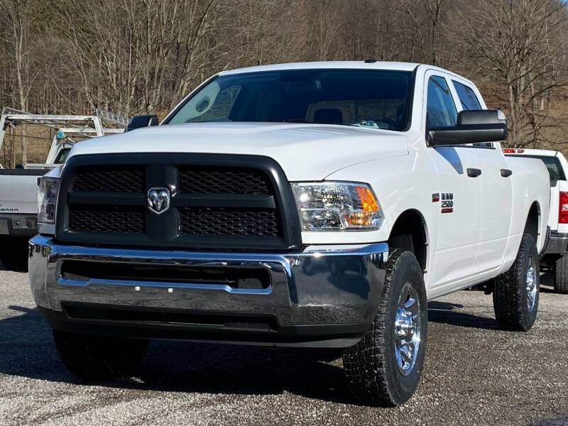 2018 RAM Ram Pickup 2500 for sale at Griffith Auto Sales in Home PA