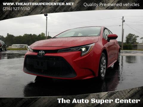2020 Toyota Corolla for sale at The Auto Super Center in Centre AL
