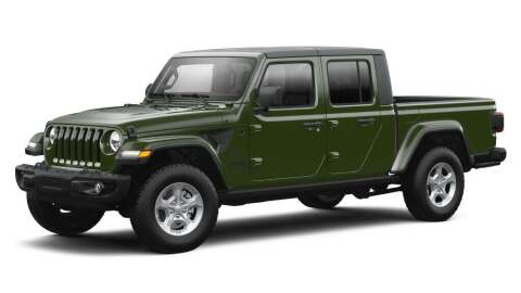 2021 Jeep Gladiator for sale at North Olmsted Chrysler Jeep Dodge Ram in North Olmsted OH