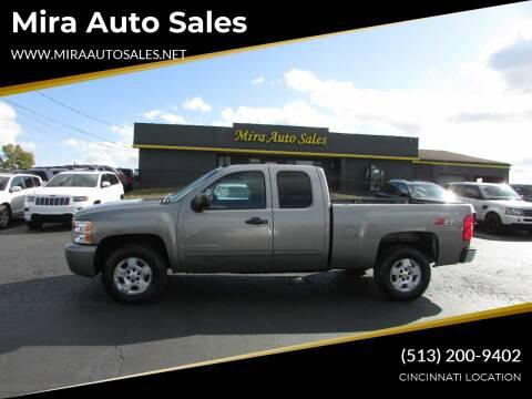 2009 Chevrolet Silverado 1500 for sale at MIRA AUTO SALES in Cincinnati OH