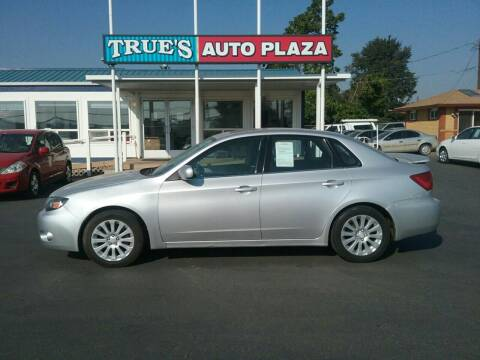 2009 Subaru Impreza for sale at True's Auto Plaza in Union Gap WA