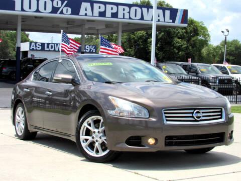 2012 Nissan Maxima for sale at Orlando Auto Connect in Orlando FL