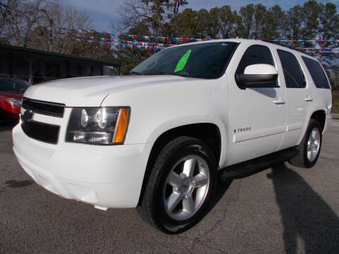 2008 Chevrolet Tahoe for sale at Culpepper Auto Sales in Cullman AL