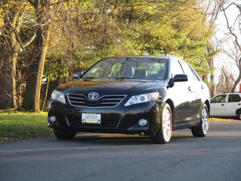 2011 Toyota Camry for sale at Loudoun Used Cars in Leesburg VA