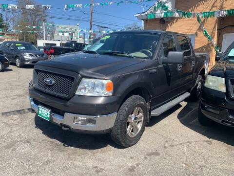 2005 Ford F-150 for sale at Park Avenue Auto Lot Inc in Linden NJ