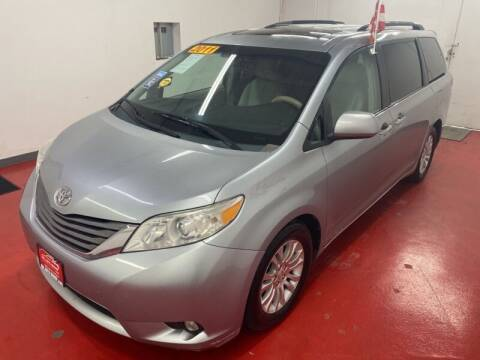 2011 Toyota Sienna for sale at GOL Auto Group in Austin TX