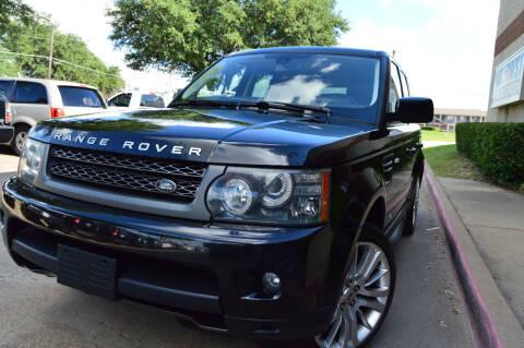 2011 Land Rover Range Rover Sport for sale at E-Auto Groups in Dallas TX