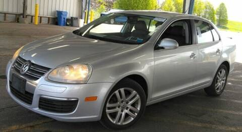 2007 Volkswagen Jetta for sale at Precision Automotive Group in Youngstown OH