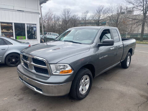 2011 RAM Ram Pickup 1500 for sale at Vuolo Auto Sales in North Haven CT