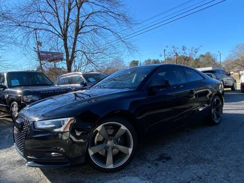 2014 Audi A5 for sale at Car Online in Roswell GA