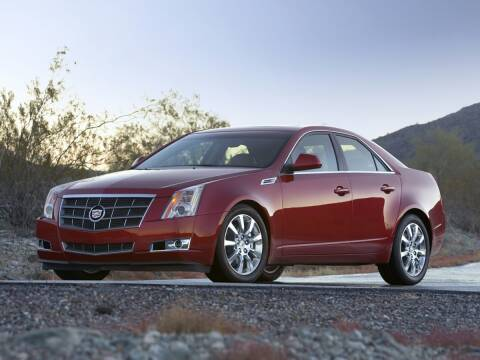 2013 Cadillac CTS for sale at Radley Cadillac in Fredericksburg VA